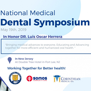 ANNUAL SYMPOSIUM DOMINICAN MEDICAL-DENTAL SOCIETY